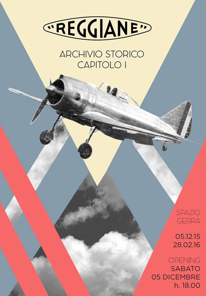 OFFICINE REGGIANE. ARCHIVIO STORICO – CAPITOLO 1. L'Esposizione