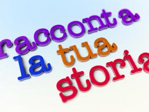 racconta la tua storia