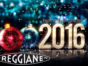 Buon Anno 2016 Reggiane