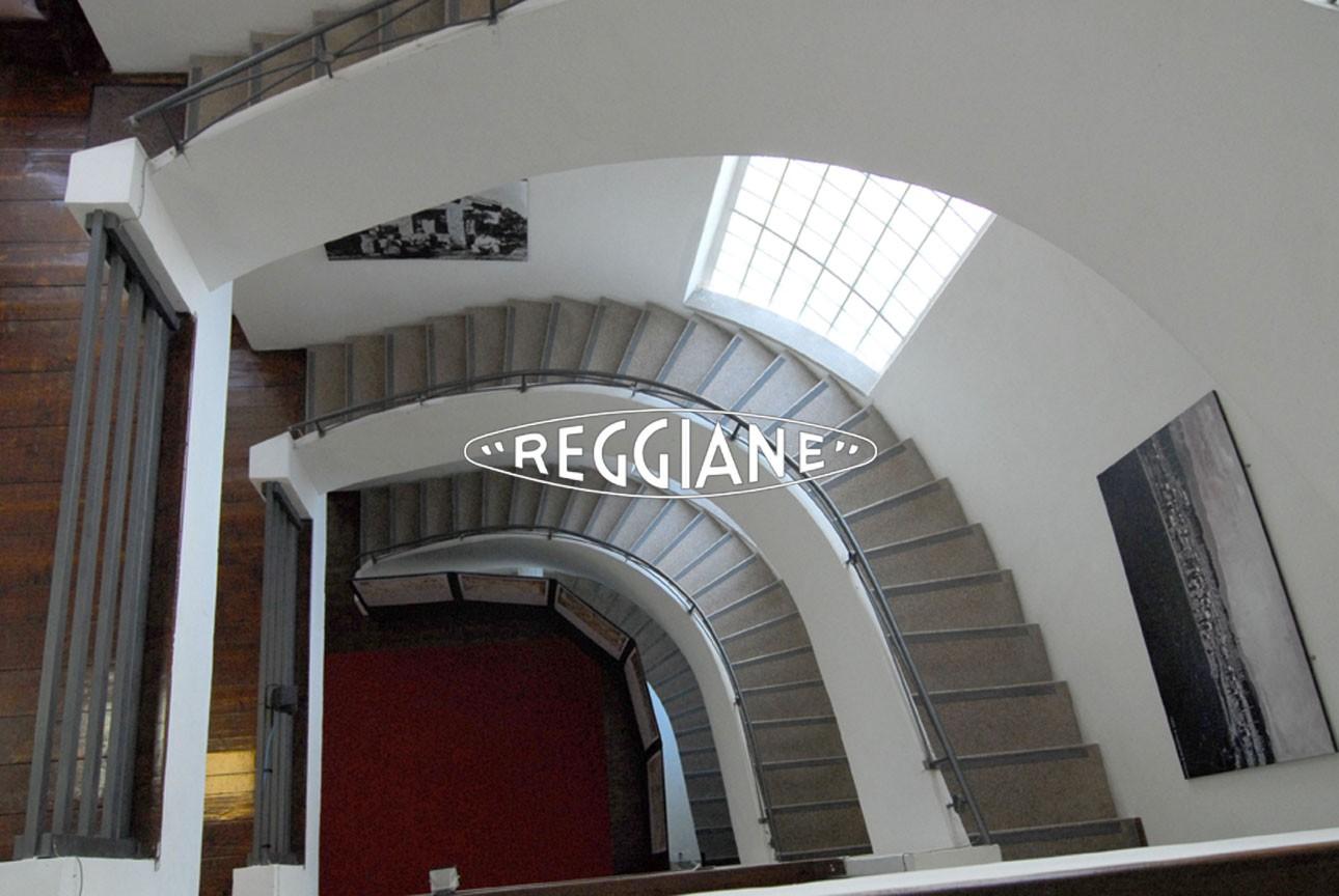 Pastificio Joannilli & Meloni - scala interna