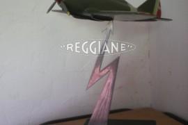 RESTAURO AEREO REGGIANE RE 2002