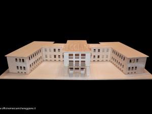 Modello Palazzina Reggiane