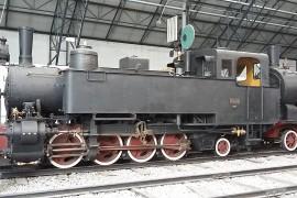 LOCOMOTIVA FS – P7