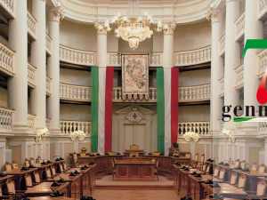 sala del tricolore