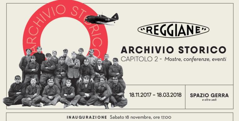OFFICINE REGGIANE – Archivio Storico Capitolo 2