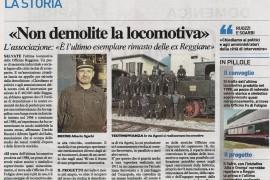 """""""NON DEMOLITE LA LOCOMOTIVA"""""""